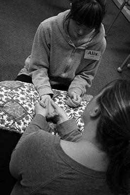 Participant-Hands