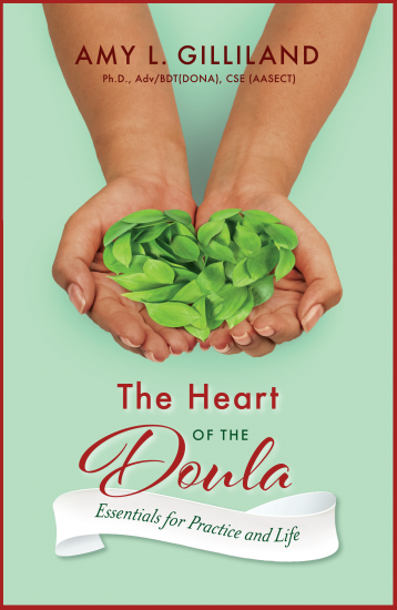 Heart of the Doula book cover - png